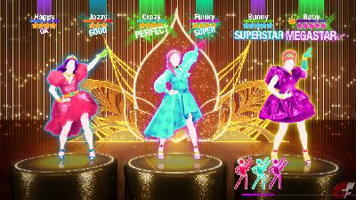 Just Dance 2021 Test