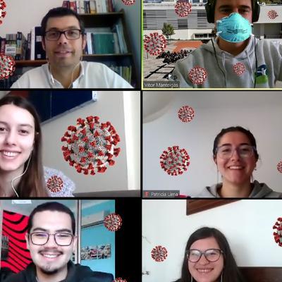 Conversas sem Máscara #1 😷 Pedro Bento da APSAi
