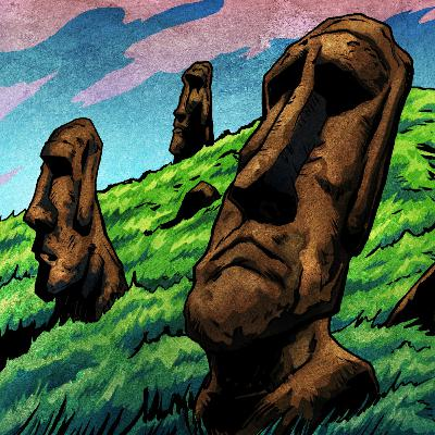 Episode #116- What Went Down On Easter Island? (Part I)