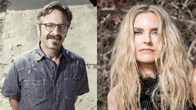 Marc Maron & Aimee Mann: End Times Fun