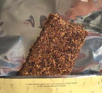 Le tabac Van Dyck