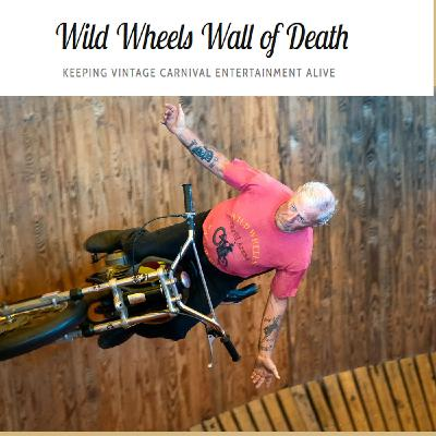Wall of Death with Danny Weil presented by Countyfairgrounds