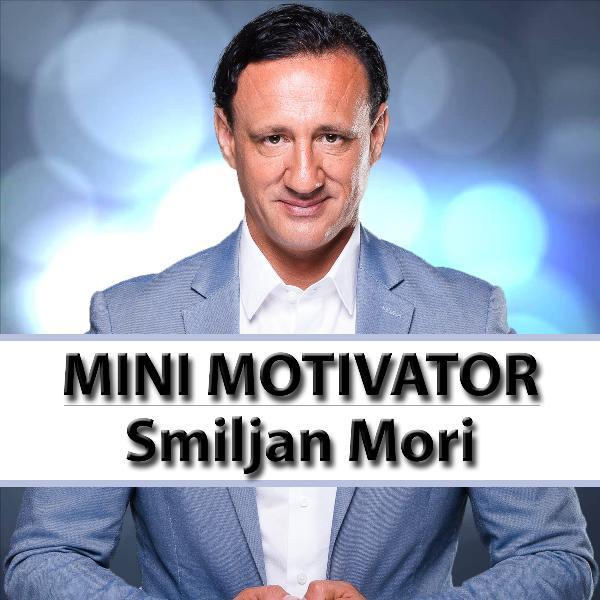 Mini Motivator - Nemojte donositi odluke razmišljajući o stanju vašeg tekućeg računa!