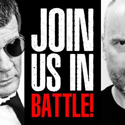 """JOIN US IN BATTLE!"" Stefan Molyneux Interviewed by John B. Wells"