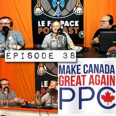 FatPack #38 – François Poulin, candidat au Parti Populaire du Canada