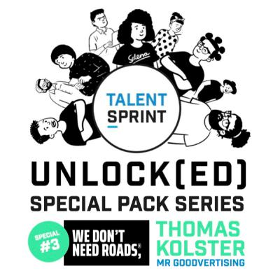 Episode 13 - Unlock(ed) - WDNR PACK series with Thomas Kolster - Mr. Goodvertising, pirate in a parrot world.