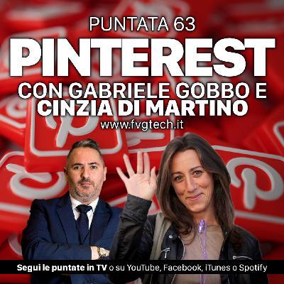 63 - Pinterest funziona! Ospite Cinzia Di Martino