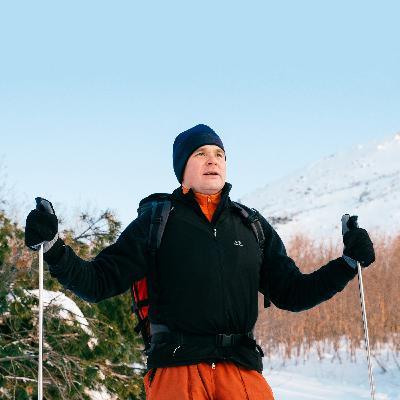 Велосипедные походы на Колыме, зимний отдых | Павел Тихменев