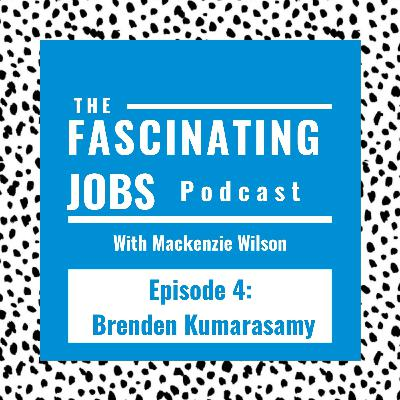 4. Public Speaking with Brenden Kumarasamy