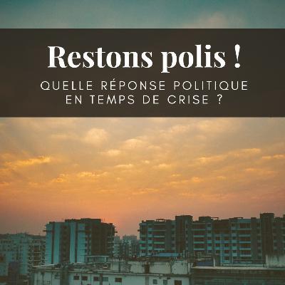 Ep. 27 : Quelle réponse politique en temps de crise ?
