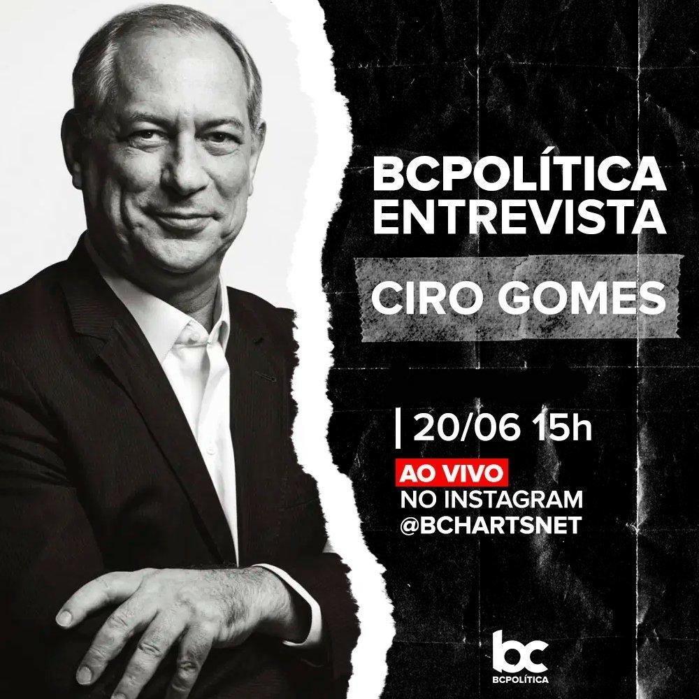 20/06/2020   Ciro Gomes no BCharts Fórum