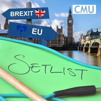 European Copyright Directive, German digital pie, tax cuts for music venues