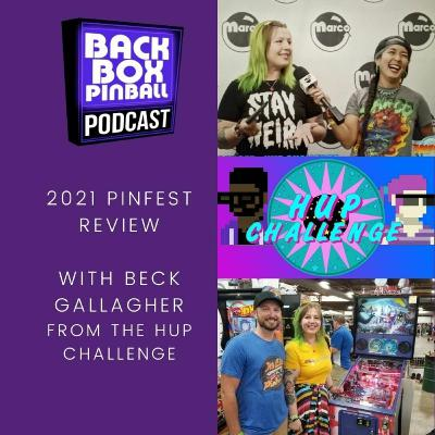 Pinfest Review with Beck Gallagher from HUP Challenge