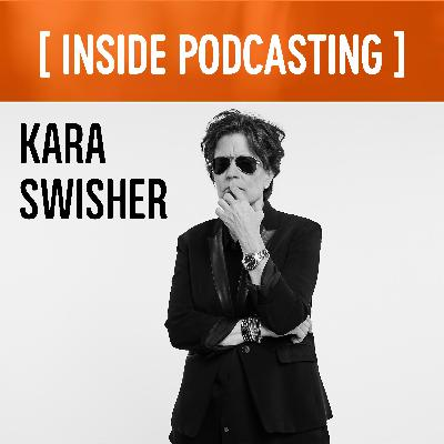 Why Interviewing Kim Kardashian Makes Perfect Sense to Business and Tech Journalist Kara Swisher