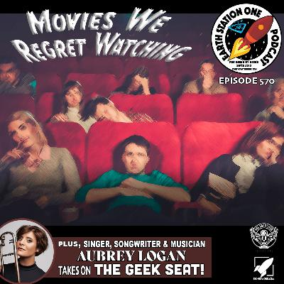 The Earth Station One Podcast – Movies We Regret Watching