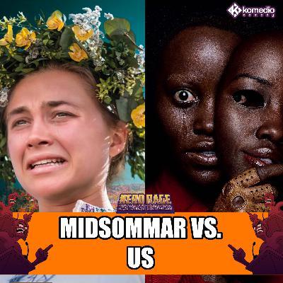 Midsommar vs Us