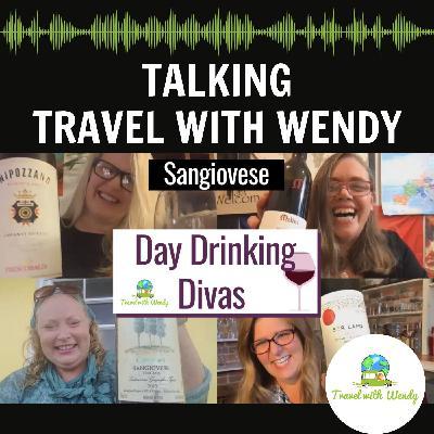 #50 - Day Drinking Divas - Tasting Sangiovese