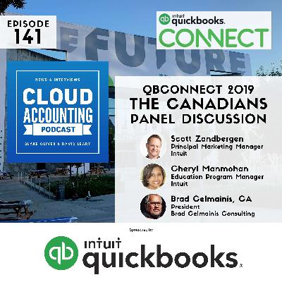 The Canadians! 🎙 Live at QuickBooks Connect