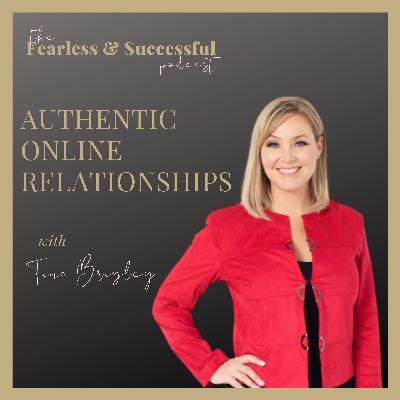 Tina Brigley: Facts Tell and Stories Sell: How to Build Authentic Online Relationships