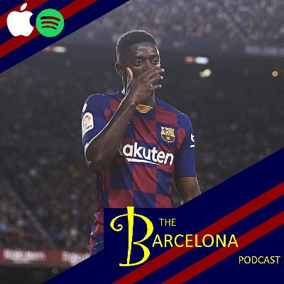 Why is Ousmane Dembélé so polarzing? Electronic Voting, Víctor Valdés, and La Masia debuts [TBPod160]