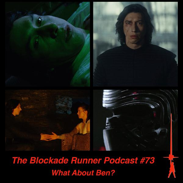 What About Ben? - The Blockade Runner Podcast #73