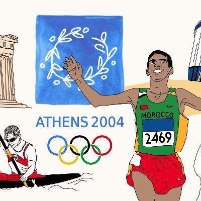 Jeux Olympiques 2004 - Athènes