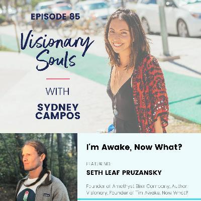 Ep. 85: Seth Leaf Pruzansky | I'm Awake, Now What?