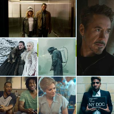 Captain Marvel / Avengers: Endgame / Black Mirror / When They See Us/ G.O.T & More (Episode 79)