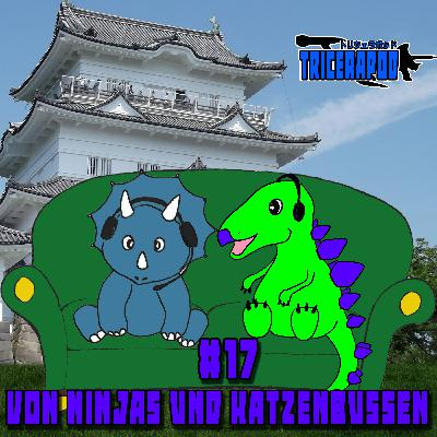 #17 - Von Ninjas und Katzenbussen | Ninja Sentai Kakuranger