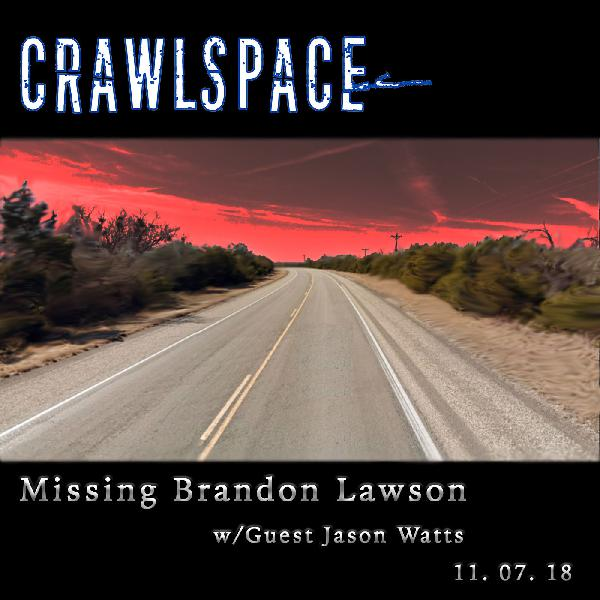 Missing Brandon Lawson