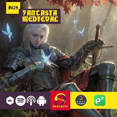Medievalíssimo #029: O Que Tem De Medieval A Fantasia Medieval? feat. Lukas Grzybowski (UEL)
