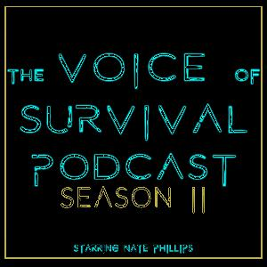 The Voice of Survival S2 E21 - Spooky Ramblings