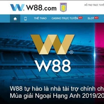 W88 - Bang xep hang Ngoai hang Anh moi nhat