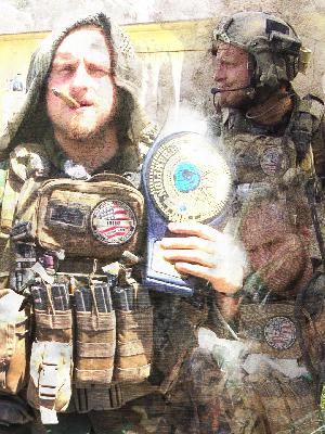 Kevin Flike: Combat Wounded Green Beret, Author, and Union, Harvard and MIT Alum