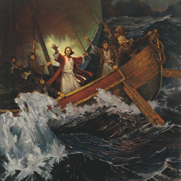 The Ave Maria Hour - Storm at Sea - King Solomon