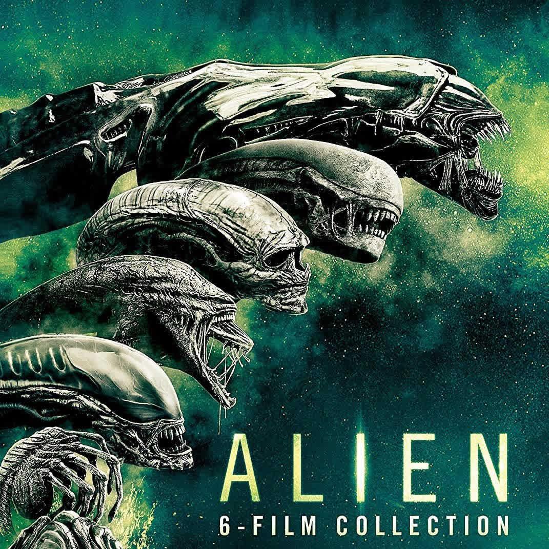 Alien ویژه برنامه سری فیلمهای