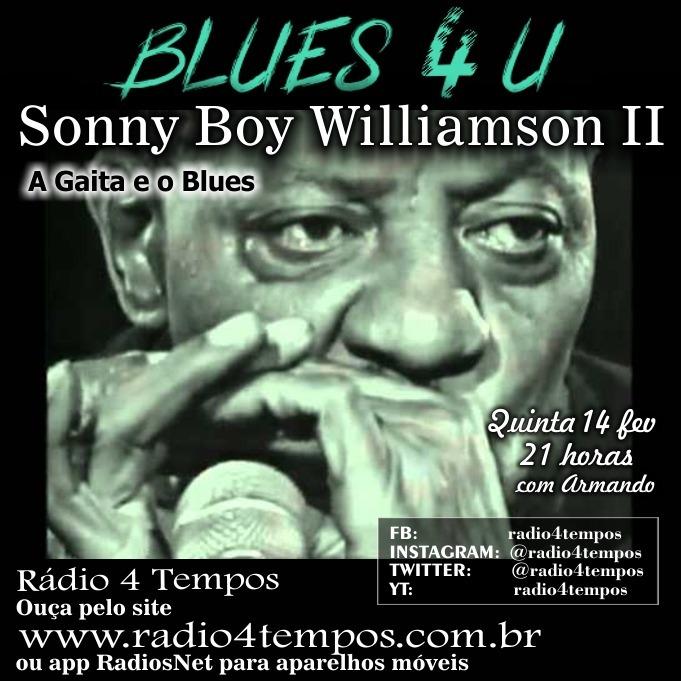 Rádio 4 Tempos - Blues 4 U 02:Rádio 4 Tempos
