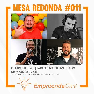 O impacto da quarentena no mercado de food-service   Mesa Redonda do Empreendacast   T01E11