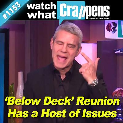 BelowDeck: 'Below Deck' Reunion Has a Host of Issues
