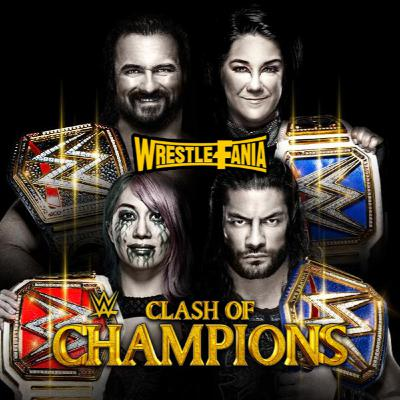 WrestleFania 80: WWE Clash of Champions