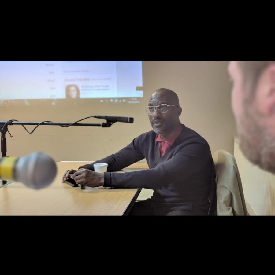 Making my 1st feature film - the making of 'SUS' (2010): Clint Dyer (Producer) discussion #Bonus - GeekSweat
