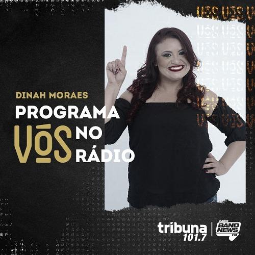 VÓS NO RÁDIO #37: O cotidiano cearense vira comédia nas mãos de Dinah Moraes