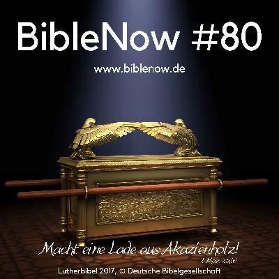 BibleNow #80: 2. Mose 25,10-26,35