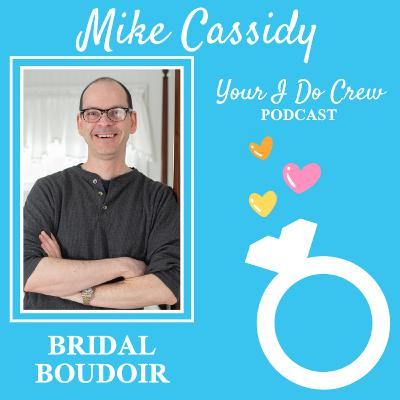 Bridal Boudoir Photography - a sexy wedding day gift! With Mike Cassidy