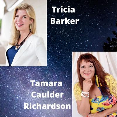 S3 Ep. 6 Tamara Caulder Richardson (The Southern Belle Medium) Tricia Barker's Conversations With Near-Death Experiencers
