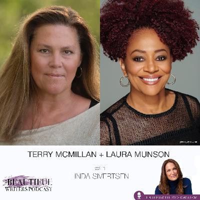 Terry McMillan & Laura Munson: The Sisterhood of the Traveling Novelists