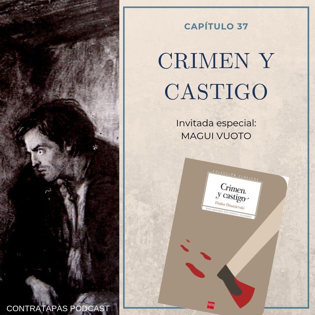 37. Crimen y castigo · Locura