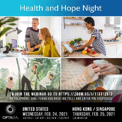 Episode 213: Health and Hope Night 02.24.2021