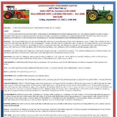 Jeff's Tractors - Informational Podcast