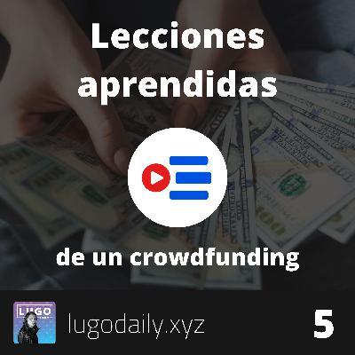 Lecciones aprendidas de un crowdfunding en CubaPod